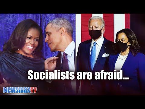 Michelle Obama to the rescue | Chris Salcedo