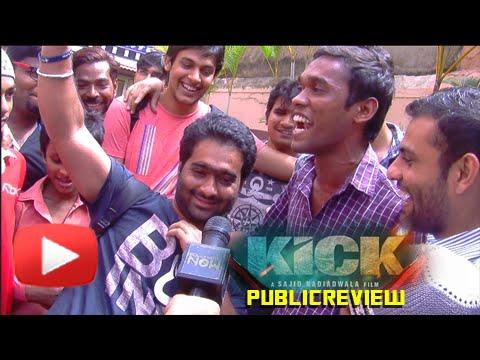 KICK Public Review | Salman Khan, Jacqueline Fernandez, Randeep Hooda, Nawazuddin Siddiqui | #Kick