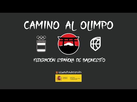 #CaminoAlOlimpo Baloncesto