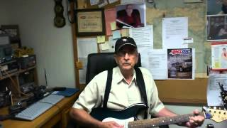 Will The Cirlce Be Unbroken - Doc Watson Cover Jack Adams