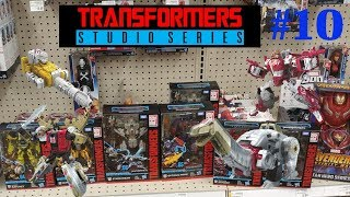 Studio Series Released Early!!? (Transformers Toy Hunt #10)