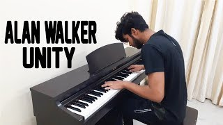 Alan Walker - Unity - Piano Cover