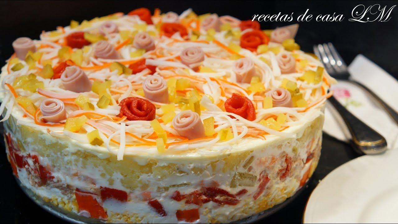 Image Result For Receta De Una Tarta
