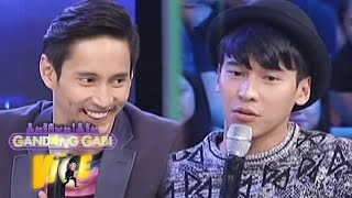 Vice asks the difference between AJ, Enchong