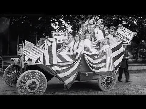 1920: Women Win the Right to Vote & Impact on Female Education