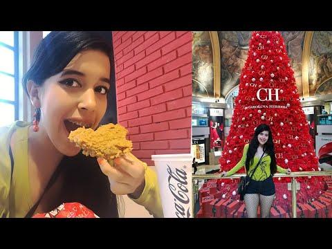¿Cómo es KFC en Buenos Aires, Argentina? | El vlog de Vivi
