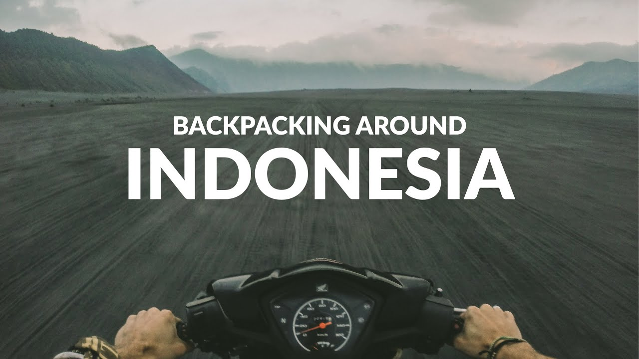 Backpacking Around Indonesia