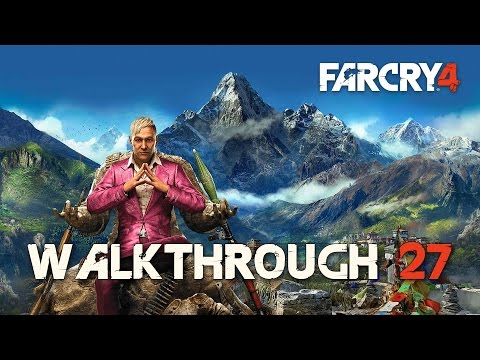 Far Cry 4 100% (PC) Walkthrough 27 Hard Difficulty (Mission 24) The Burning Forest