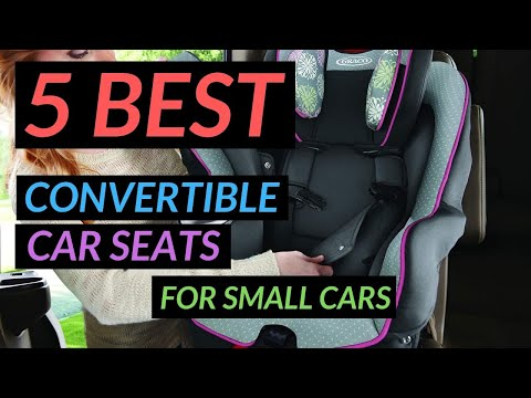 convertible-car-seat-for-small-cars:-5-best-in-2020