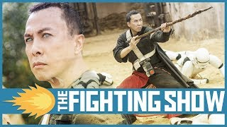 Breaking Down Rogue One: Chirrut vs Stormtroopers | The Fighting Show