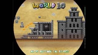 Mario Forever 2 a Fabulous Space World 10 FINAL