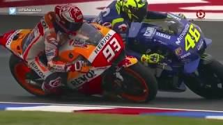 Motor Marquez Mati hingga Menyenggol Rossi, Kisah MotoGp Argentina