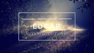 Edgar - Significado del Nombre Edgar
