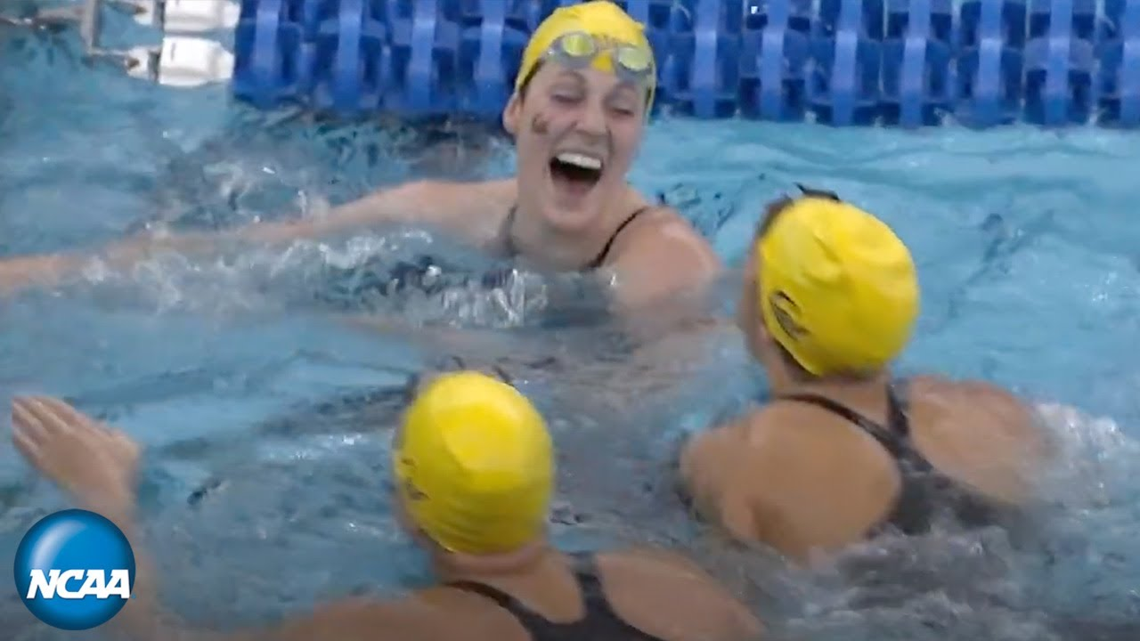 Missy Franklin 200 freestyle — 2015 NCAA championships