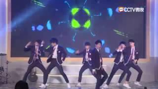 [VID][170330] Chitty Bang Bang Bang (Live) @ Họp báo ra mắt Câu lạc bộ âm nhạc Dịch An thumbnail