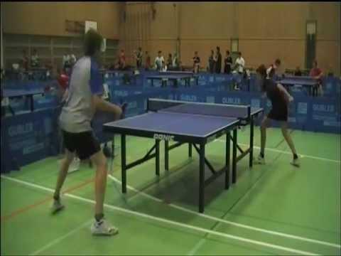 Yoan au championnat de suisse de tennis de table youtube - Championnat d europe de tennis de table ...