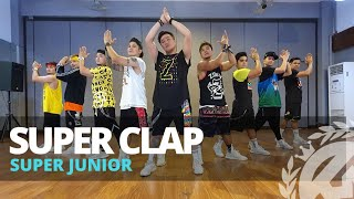 SUPER CLAP by Super Junior | Zumba | KPop | TML Crew Fritz Tibay