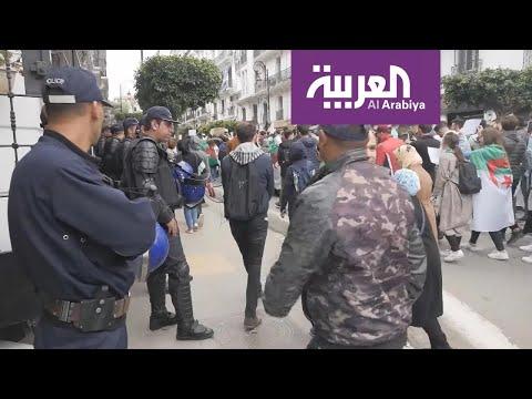 تعليمات عسكرية لمنع وصول المتظاهرين إلى العاصمة الجزائرية  - 22:54-2019 / 9 / 18