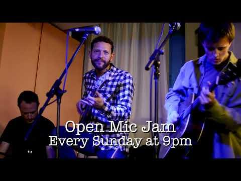 Jam'braham - Open MIC sessions   Abraham Hostel Jerusalem