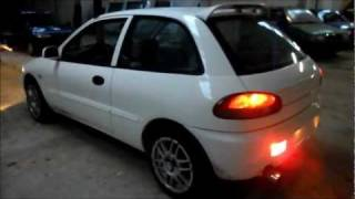 1994 Mitsubishi Colt 1.6 GLXi review