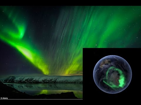 Hollow Earth: The Aurora Evidence
