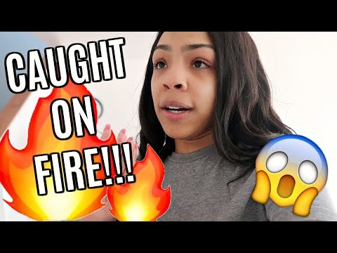 VLOG #110 | FIRE IN THE HOUSE | FIRST MOTHER'S DAY, NOT WITH MY MOM :(