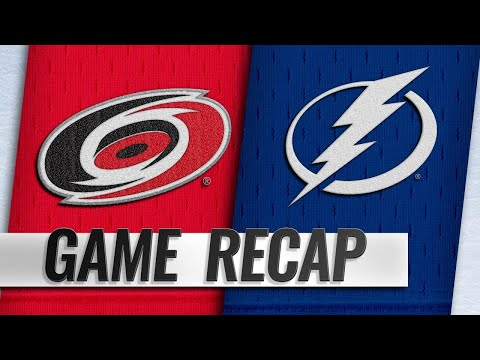 Two late PPGs propel Lightning to 3-1 home victory