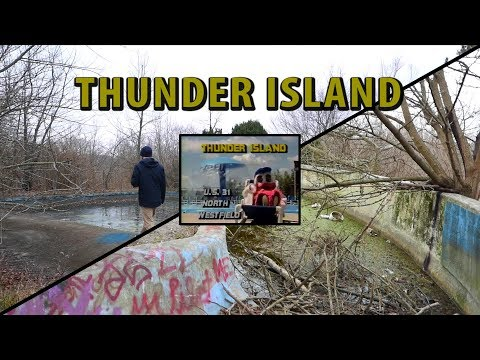 Crystal - WATCH:  Tour Of Abandoned Thunder Island Amusement Park In Noblesville