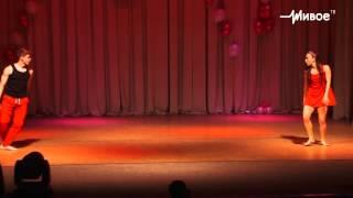 Урок движения. Танцевальное шоу Там, где рождаются мечты