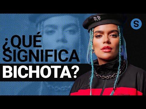 Qué significa Bichota en canciones de reggaetón y trap | Slang