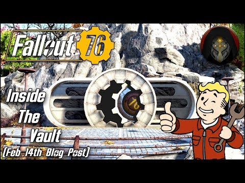 Duplicated items Removed, Patch 6 Details & New Content | FALLOUT 76 News [14th Feb 2019] thumbnail