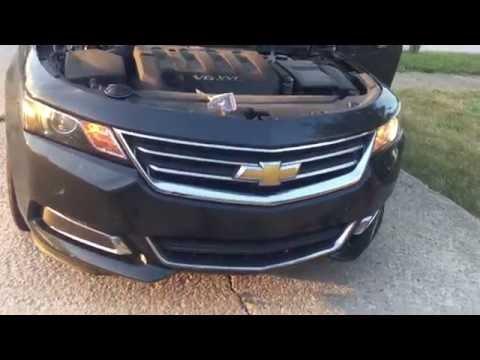 2014 Impala Headlight Change