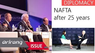 [The Diplomat] Effects of NAFTA after 25 years [Prime Minister Brian Mulroney]