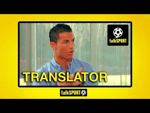 "Ronaldo: ""Messi, You're Worse Than Bendtner!""*"