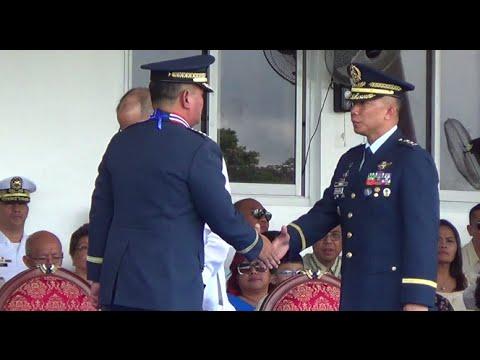 New PAF chief: We must retool amid sea disputes