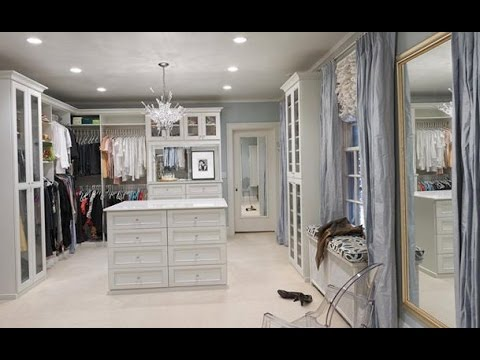 Best Walk In Closets best walk in closet designs ideas│walk in closet ideas - youtube