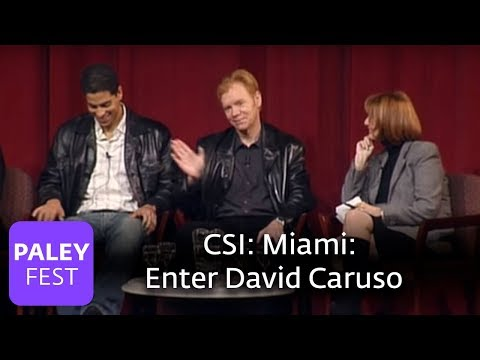 CSI: Miami - Enter David Caruso (Paley Center)