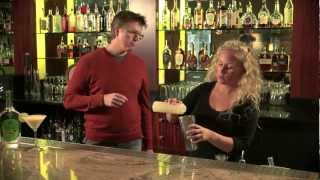 Spirited Travels - Episode 2 - Making A Key Lime Pie Martini At Hennen's Restaurant