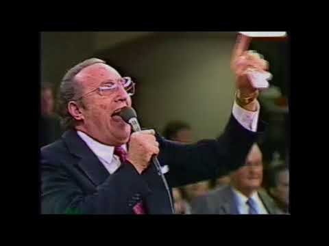 The Holy Ghost Will Set Your Feet To Dancing - Jimmy Swaggart & A. R. Trotter 1989