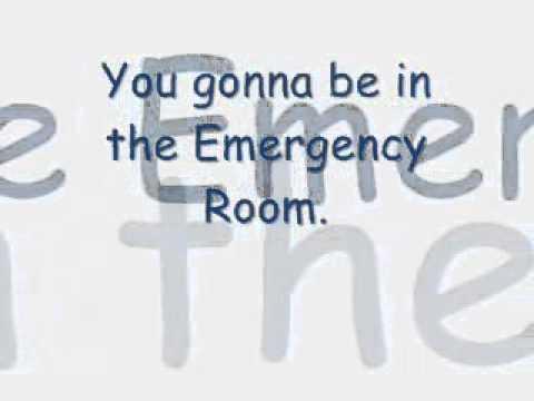 Emergency Room by Rihanna ~Lyrics.