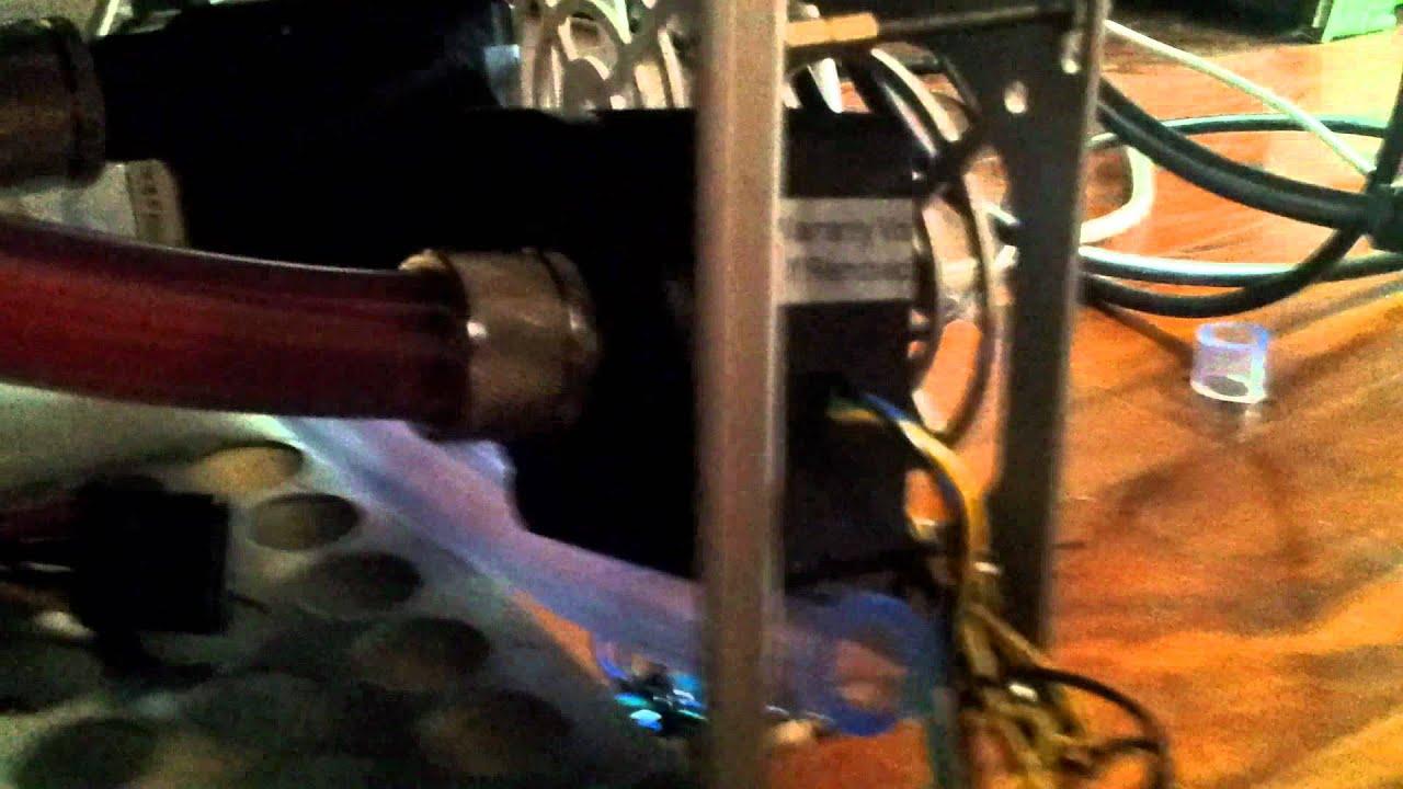Swiftech Mcp 35x Faulty Water Pump Youtube Electrical Wiring