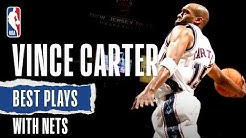 Vince Carter's Best Plays With The Nets