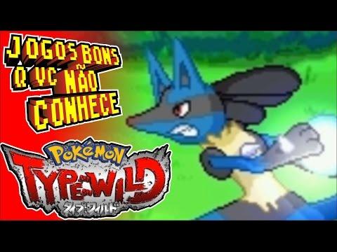 Jogos Bons Q Vc Não Conhece: Pokémon Type Wild