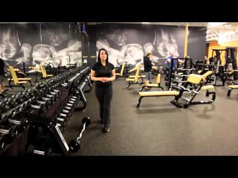Virtual Tour   Gold's Gym Smyrna TN SD