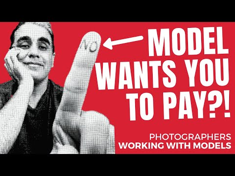 Should the Photographer Pay the Model? | Fstoppers