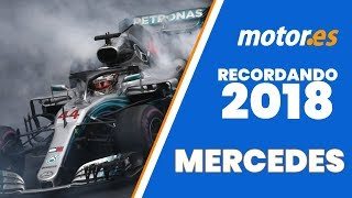 MERCEDES - El campeón indiscutible | Recordando F1 2018
