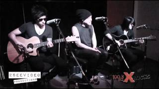 "Escape The Fate ""Picture Perfect""  Acoustic X-Session"