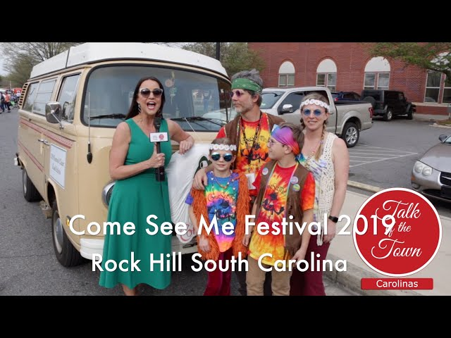 Come See Me Festival Rock Hill 2019