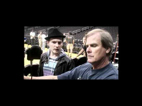 JACK AND JILL Behind the scenes footage! Feat. Al Pacino and Trevor Wesley