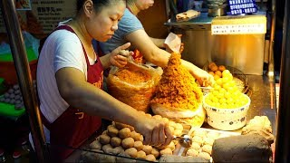 SPECIAL Taiwanese Street Food Tour | Taipei's BEST Night Market + UNDERRATED Street Food in Taiwan
